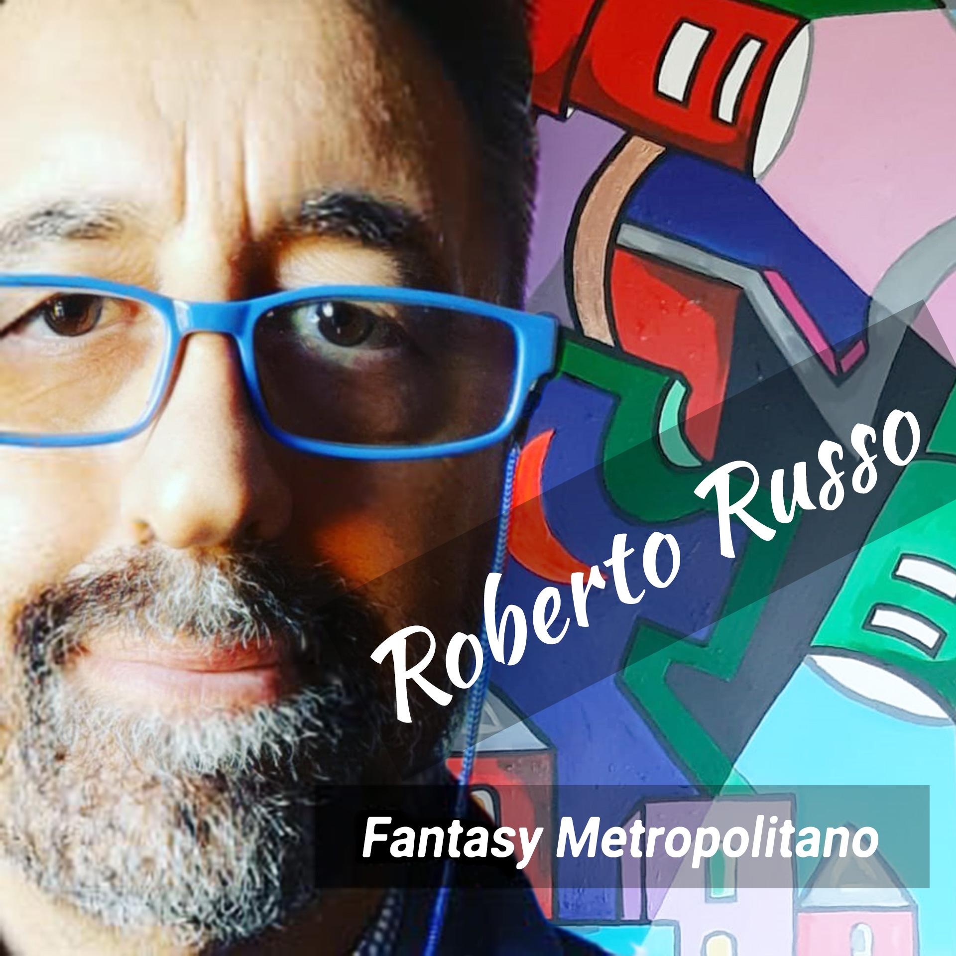 Roberto Russo, pittore contemporaneo.
